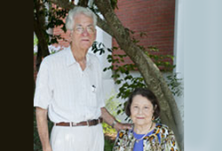 Longtime faculty member, wife honor MSU with bequest
