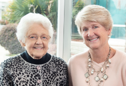 Alumna furthers family legacy with bequest